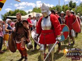 """Festival Medieval 2018 Ospăț Medieval """"Nunta Domnească"""""""