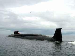 Un submarin nuclear rus a lansat patru rachete intercontinentale, în cadrul unui test (VIDEO)