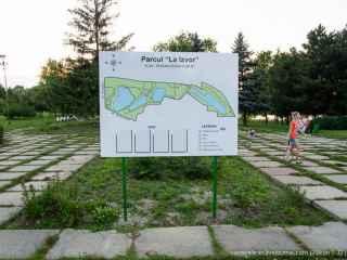 "Un agent economic ar putea obține un lot de teren din Parcul ""La izvor"""