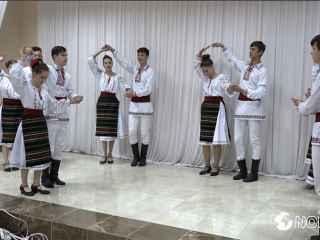 Историческая Молдова собрала в Тогатине более 130 детей (ВИДЕО)