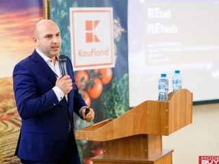 Valer Hancaș, Kaufland: Vrem să aducem și în Moldova mai mult decât un hipermarket