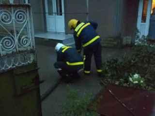 Salvatorii, în alertă: ploile de aseară au făcut prăpăd în toată ţara (VIDEO)