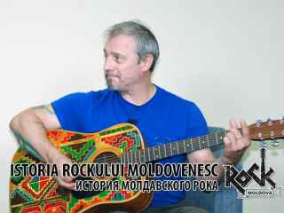 Igor Dînga: Muzica rock este, în primul rînd, o cultură urbană (FOTO, VIDEO, AUDIO)