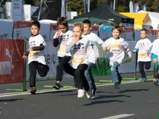 KIDS RUN DAY - cursa pentru campionii în devenire