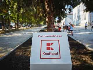 """(video/foto) Distracție și voie bună! Motivul pentru care Kaufland a organizat o petrecere pentru copiii de la Liceul """"Kiril și Metodie"""""""