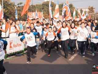 "Participă la cursa distractivă ""Fun Run by Iute Credit"""