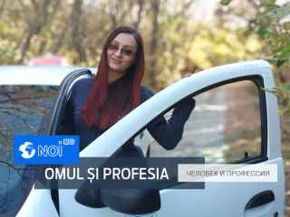 E femeie și e șofer de taxi, profesie care i-a marcat viața (VIDEO)
