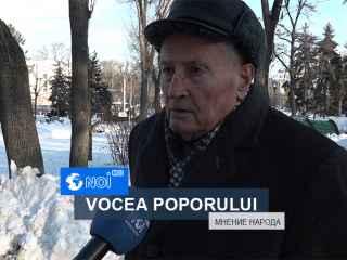Что граждане думают о полицейском, отказавшемся говорить по-русски (ВИДЕО)