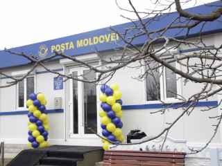Oficiu Poștal nou în satul Talmaza, raionul Ștefan-Vodă