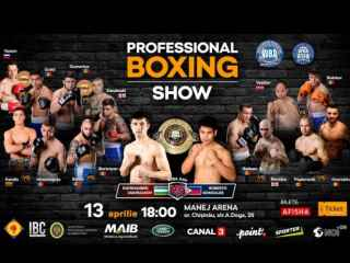 Звезды бокса – почетные гости PROFESSIONAL BOXING SHOW в Молдове (ФОТО, ВИДЕО)