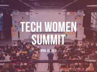 """5 motive pentru care trebuie să vii la """"Tech Women Summit"""""""