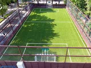 5 terenuri sportive noi vor apărea, în această vară, în capitală (FOTO)