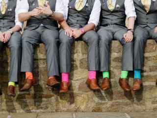 Cum asortezi corect ciorapii la îmbrăcămintea pentru bărbați