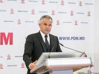 A ieșit la lumină ultimul discurs al lui Plahotniuc, la partid (AUDIO)
