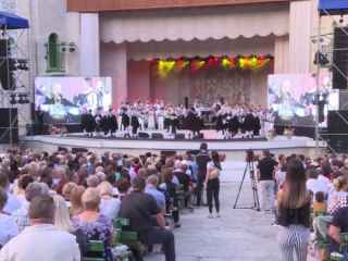 La Teatrul Verde din Capitală a fost organizat un concert de suflet (VIDEO)