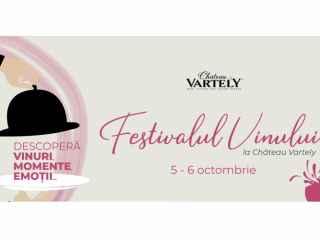Festivalul Vinului la Château Vartely