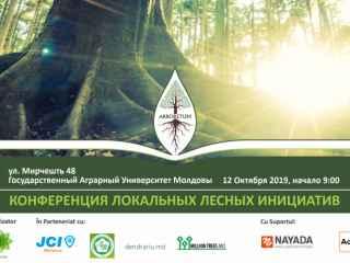 De ce este organizată prima Conferință a Acțiunilor Locale pentru Păduri din Moldova?