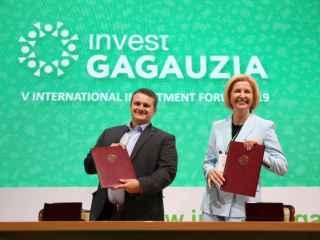 Kaufland Moldova a semnat un memorandum de colaborare cu autoritățile UTA Găgăuzia