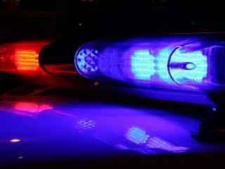 Momentul în care un suspect este pierdut pe drum din mașina Poliției (VIDEO)