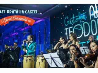 Самый волшебный вечер накануне Рождества в замке Мими. Приезжайте послушать оркестр Кристофора Алдя-Теодоровича!