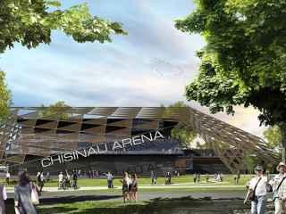 Chicu îi răspunde lui Brînzan: Eu nu văd scheme la Arena Chișinău