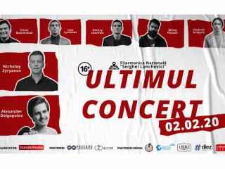 "StandUp ""Ultimul concert"" | Invitat Special - Alexandr Dolgopolov"