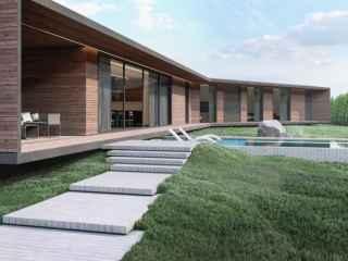 Iconic House – linii laconice în armonie cu mediul înconjurător