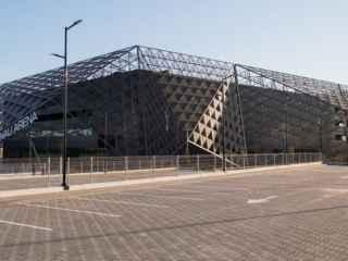 Timpul s-a oprit în loc la Arena Chișinău: Imagini impresionante filmate cu drona