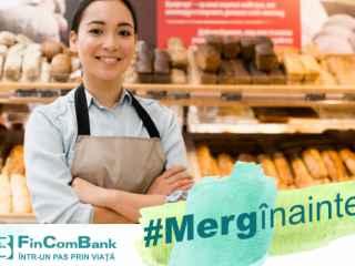 Susține-ți afacerea cu FinComBank