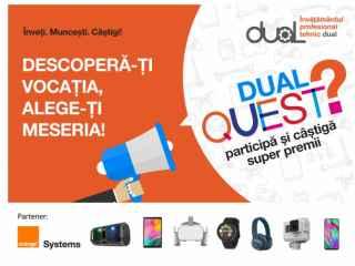 Dual Quest - primul maraton educațional lansat pentru tineri