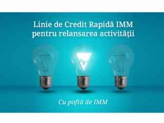 Relansează-ți afacerea cu Linia de Credit Rapid IMM de la Victoriabank