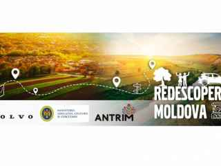 """A fost lansată campania de promovare a turismului intern, """"Redescoperă Moldova"""""""
