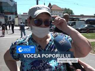 """Pandemia a schimbat viața moldovenilor: """"Nu te simți liber"""" (VIDEO)"""