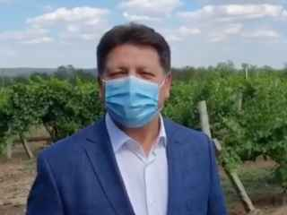 Primele imagini video cu Gațcan. Ce mesaj a transmis (VIDEO)