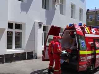 Un moldovean care a suferit un ictus cerebral la Iași, adus de un echipaj SMURD la Chişinău