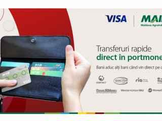 Transferurile rapide vin direct în portmoneul tău