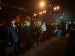 Chișinăul și-a luat rămas bun de la Harmelin (VIDEO)