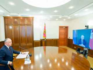 Dodon a anunțat la ce înțelegeri a ajuns cu Putin (VIDEO)