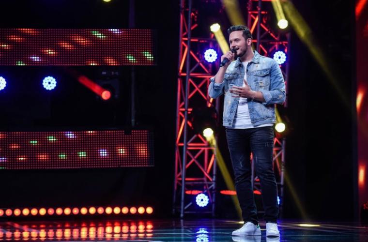 """Moldoveanul Marcel Roșca, în finala """"X Factor"""""""