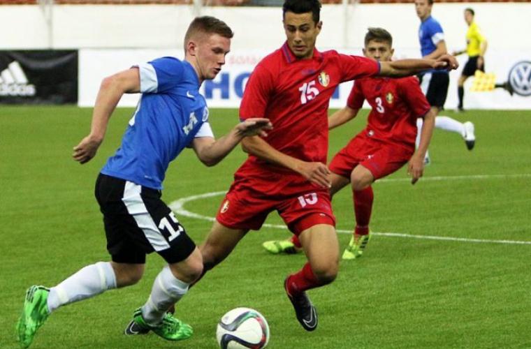 Naționala de juniori la fotbal se pregătește pentru un turneu internațional