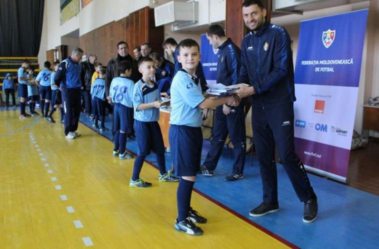Gațcan & Co le-au demonstrat un master class tinerilor fotbaliști (VIDEO)