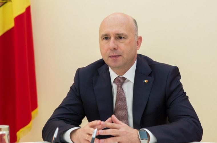 Filip: Președintele Dodon a pășit cu stîngul