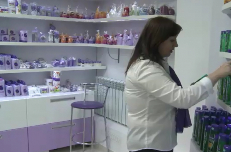 "Un nou magazin ""Viorica-Cosmetic"", redeschis pentru clienții săi (VIDEO)"