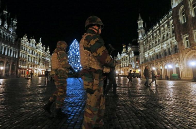 Европа встречает Новый год в условиях повышенных мер безопасности