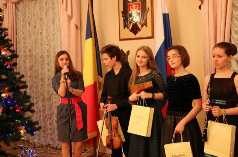 Spivakov a reunit tinerii muzicieni talentați din Moldova (FOTO)