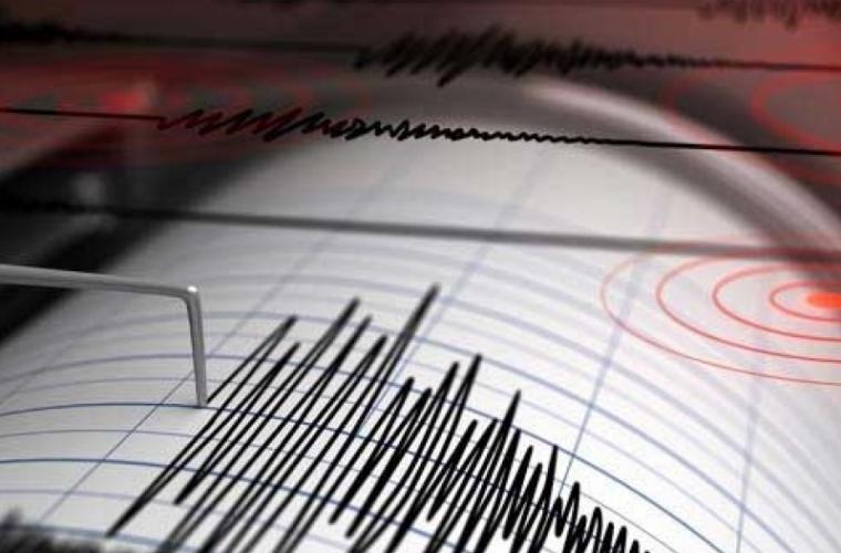 Un alt cutremur în Vrancea!