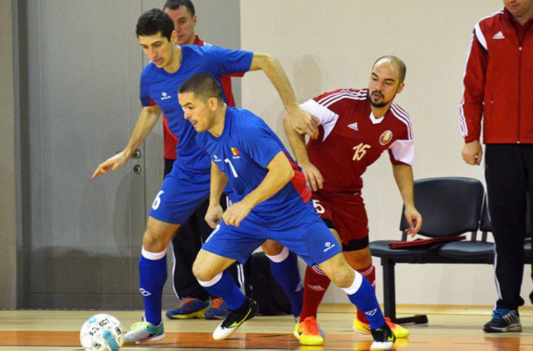 Futsaliștii din Moldova i-au învins pe rivalii din Turcia