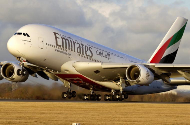 Авиарейс Emirates отменили из-за змеи