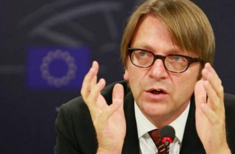 Liberalii europeni nu vor să se alieze cu Mişcarea Cinci Stele