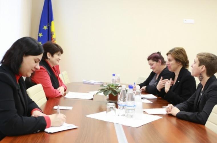 O delegaţie de deputaţi ai Parlamentului Suediei va vizita Moldova